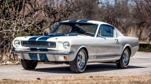 La Mustang GT 350