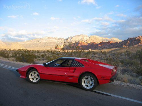 Histoire de la Ferrari 308
