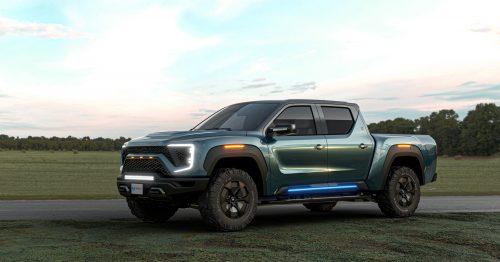 GM ne construira pas la camionnette de Nikola
