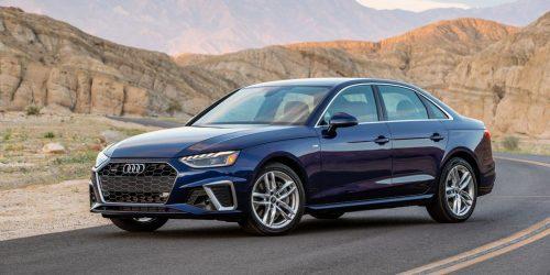 Audi annonce la fin des moteurs à combustion interne pour les A4, A6 et A8