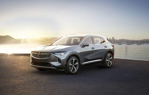 Un nouveau Buick Envision pour 2021