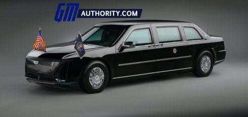 Voici à quoi pourrait ressembler la prochaine Cadillac présidentielle