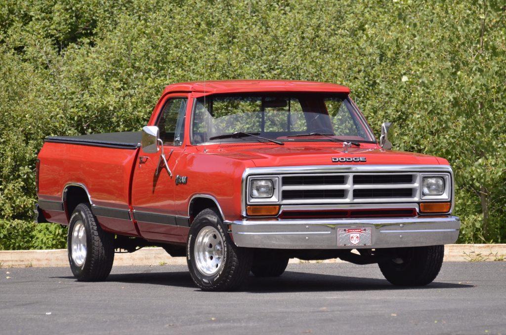 Dodge Ram1987
