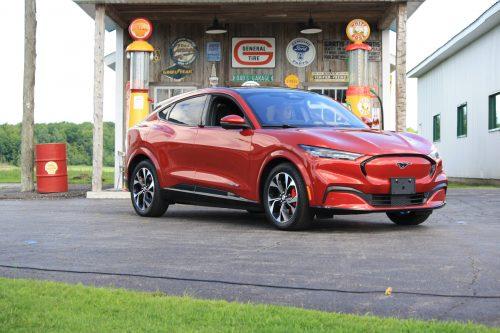 Délai de livraison pour des centaines de Ford Mustang Mach E