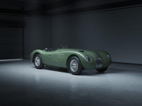 Jaguar ressuscite une voiture célèbre