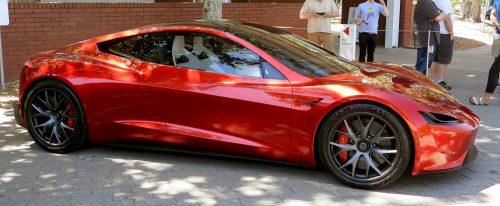 Tesla confirme le retour du roadster pour 2022