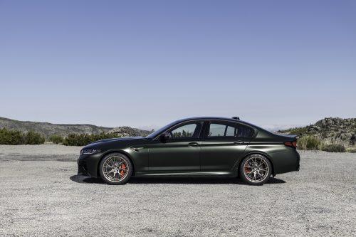 BMW présente sa M5 la plus puissante à ce jour