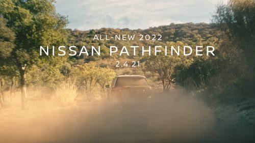 Un nouveau Nissan Pathfinder le 4 février