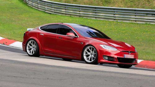 1000 chevaux et 836km d'autonomie pour la nouvelle Tesla S