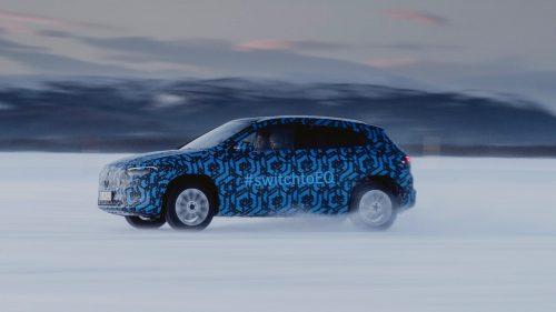 Mercedes présente le EQA le 20 janvier