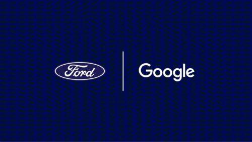 Ford et Google s'unissent pour offrir un service de nuage