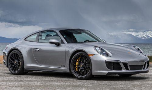 La Porsche 911 est la voiture la plus fiable selon J. D. Power