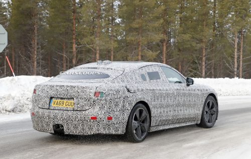 La Jaguar XJ électrique: un projet mort-né
