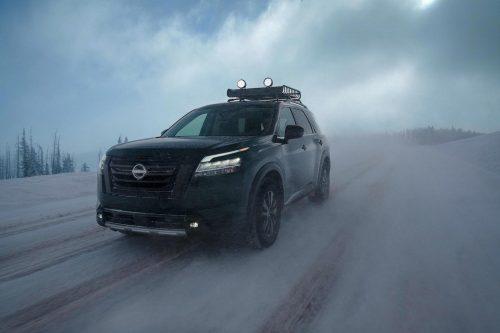 Voici le nouveau Nissan Pathfinder 2022