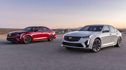 GM dévoile ses deux Cadillac Blackwing
