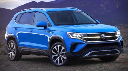 Un Volkswagen Taos bientôt au Canada