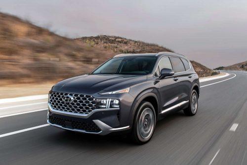 Hyundai Canada annonce le prix du Santa-Fe