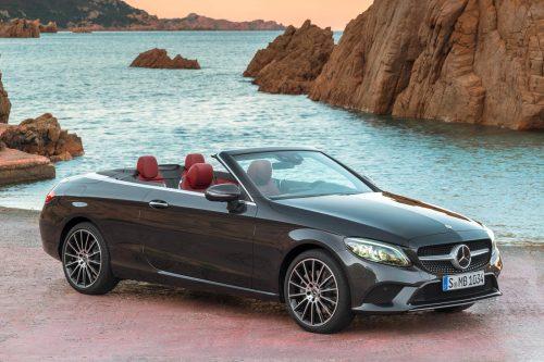 Mercedes va diminuer le nombre de coupé et de décapotables