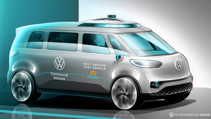 Volkswagen parle maintenant de véhicule autonome