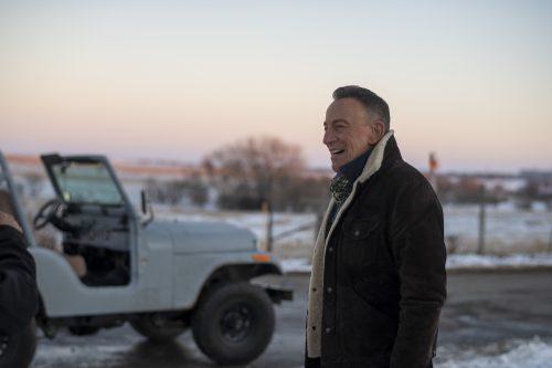 Bruce Springsteen lance un message d'espoir avec Jeep