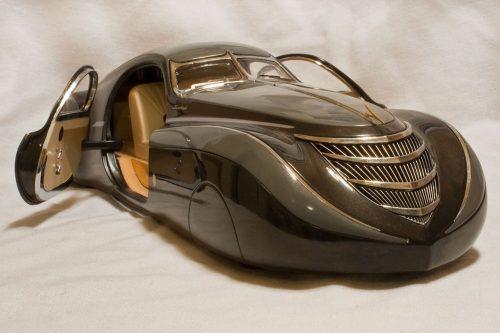 Il existera toujours une voiture du futur