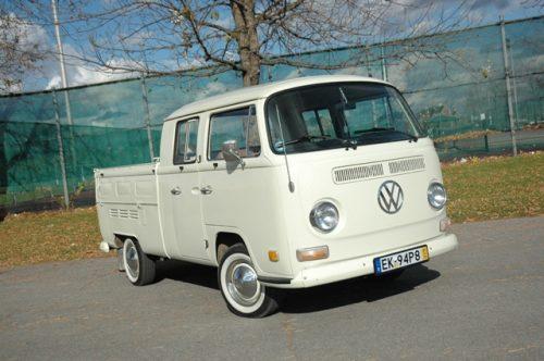 Volkswagen Transporter1968