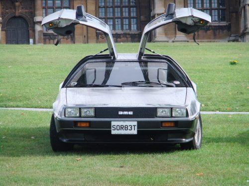 Histoire de la DeLorean