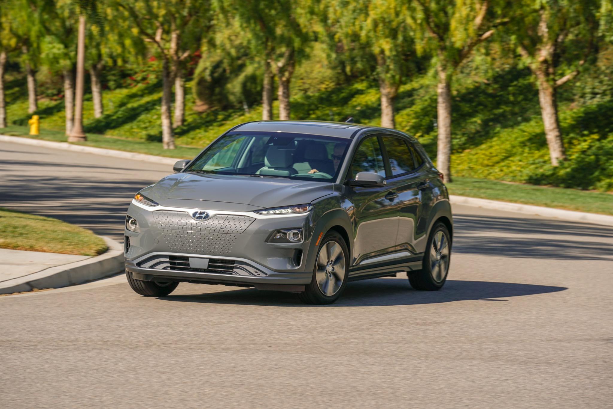 Hyundai va remplacer les batteries des Kona électrique