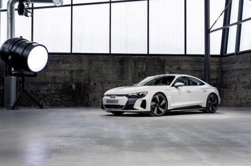 L'Audi E-Tron GT avant l'heure
