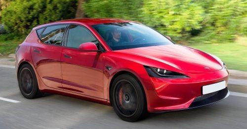Tesla prépare un modèle 2