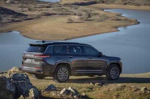 Jeep annonce les prix du Grand Cherokee L