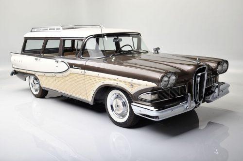Deux voitures de la collection personnelle de Edsel Ford à l'encan