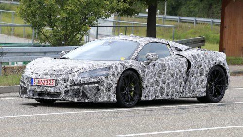McLaren présente l'Artura le 16 février