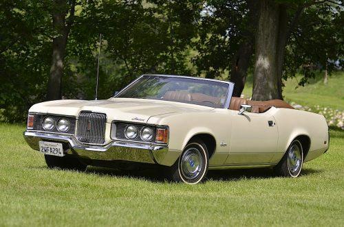 Mercury Cougar1971