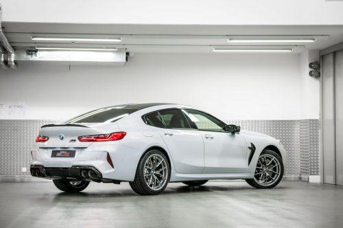 Une BMW M8 extrême pour la Suisse et le Liechtenstein