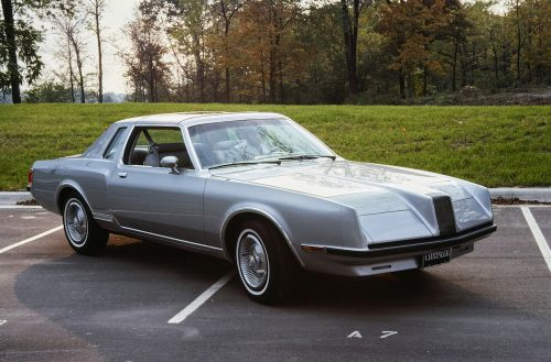 Chrysler LeBaron Turbine 1977