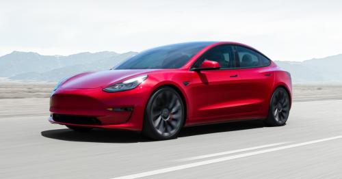Tesla détient presque 80 % du marché des VE aux États-Unis