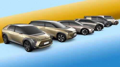 Toyota annonce 2 véhicules électriques et un modèle hybride pour 2021