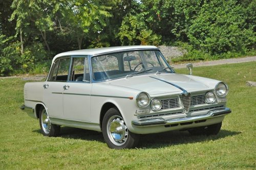 Alfa Romeo2600 1962
