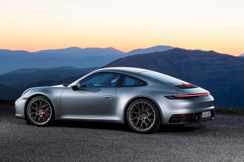 Il n'y aura pas de Porsche 911 électrique