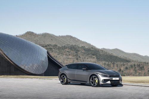 Voici tous les détails sur le nouveau EV6 de Kia