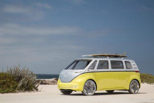 Le Volkswagen ID. Buzz arrivera fin 2023