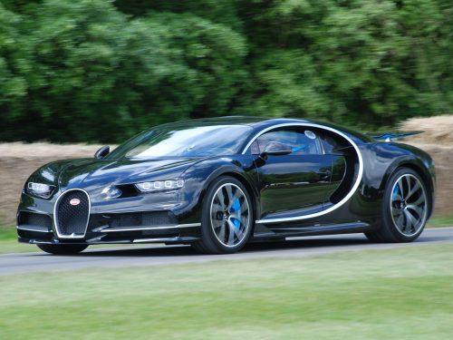 Bugatti va passer sous le contrôle de Porsche