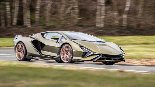 Le V12 n'est pas mort chez Lamborghini