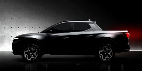 Les premières photos du Hyundai Santa Cruz