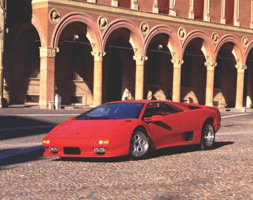 Histoire de la Lamborghini Diablo