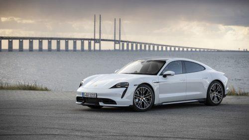 Une mise à jour sans frais pour les premiers propriétaires de Porsche Taycan