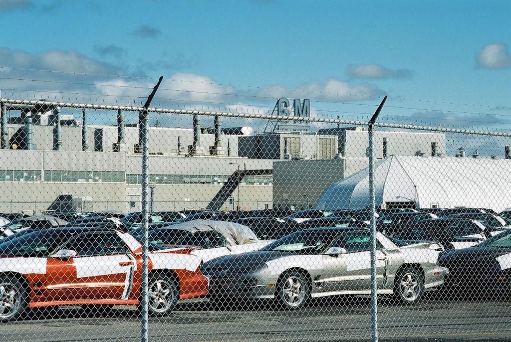 26 avril 1990: La Camaro sera construite au Québec