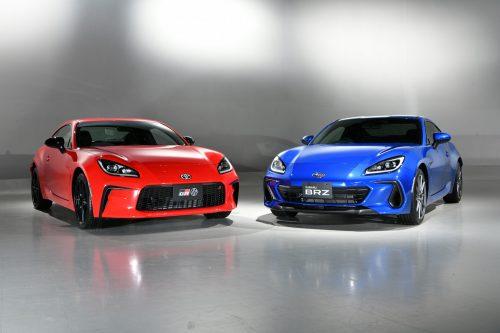 Voici le nouveau duo Subaru BRZ et Toyota 86 2022