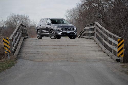 Hyundai Santa Fe hybride 2021